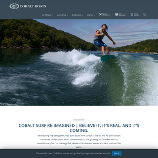Cobalt Boats - Performance and Luxury in Boating- Compromise Nothing