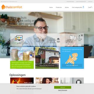 Thuiscomfort - inspiratie voor comfortabel wonen