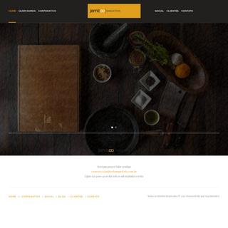 Homepage - Jamboo Banqueteria