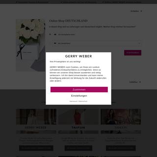 Damenmode in Premium-Qualität - GERRY WEBER