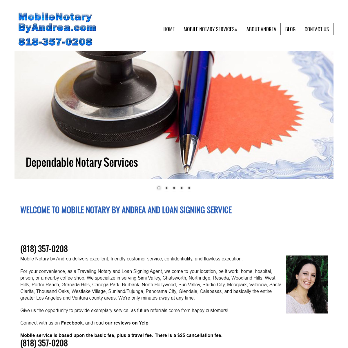 Mobile Notary by Andrea -