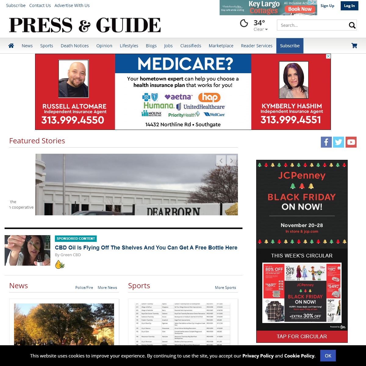 pressandguide.com - Dearborn, MI News, Breaking News, Sports, Weather & Things to Do