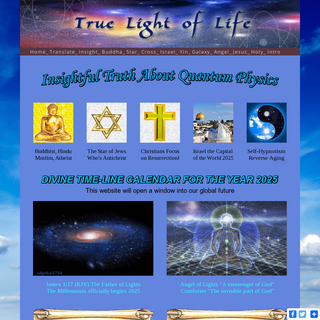 Reversing Aging is the final commandment imposed by God upon mankind