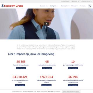 Facilicom Group - Facilitaire dienstverlening, Zorg & Welzijn