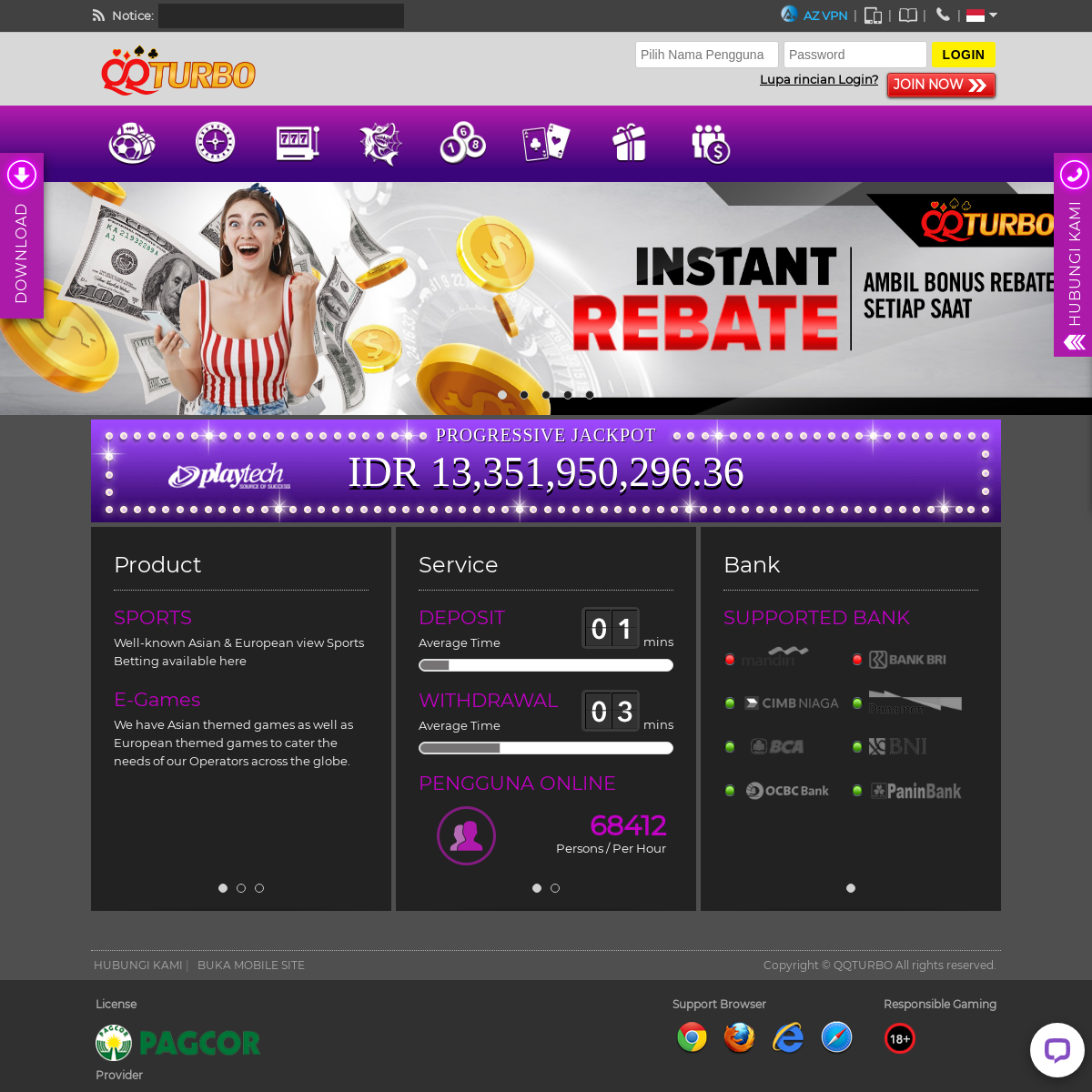 Qqturbo Situs Judi Online Agen Bola Judi Slot Online