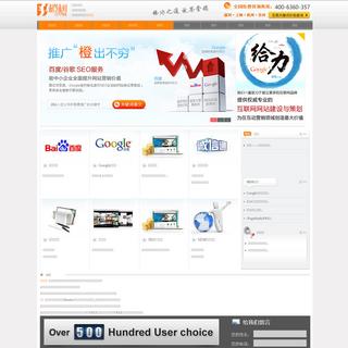 橙树网络_温州专业的百度SEO优化及网站建设团队