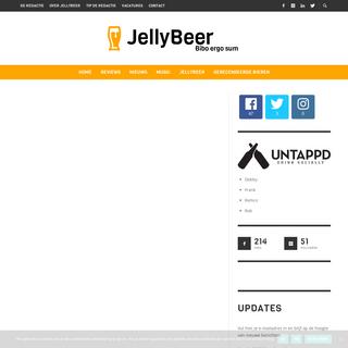 JellyBeer – Bibo ergo sum