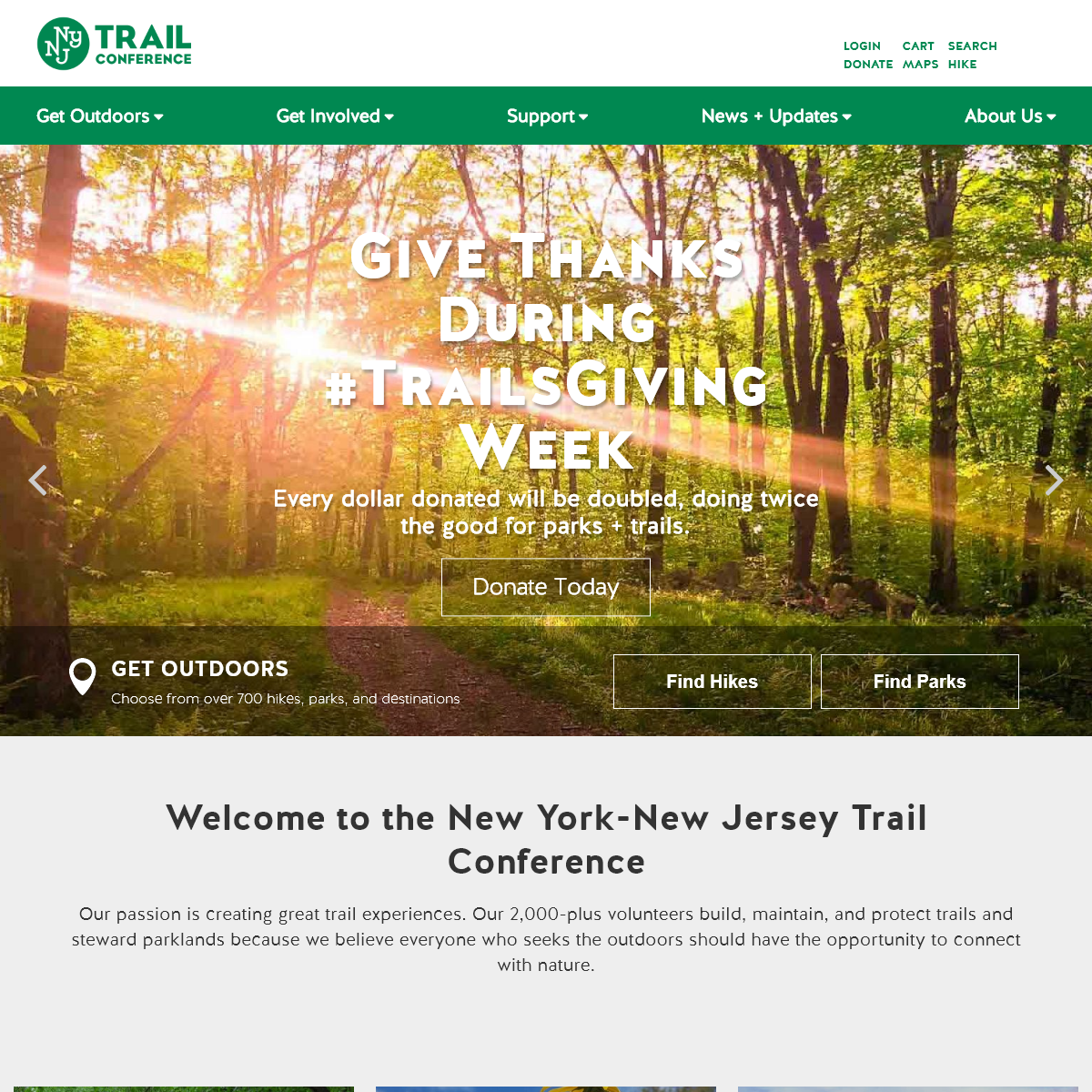 New York-New Jersey Trail Conference - The Authority for NY-NJ Hiking Trails