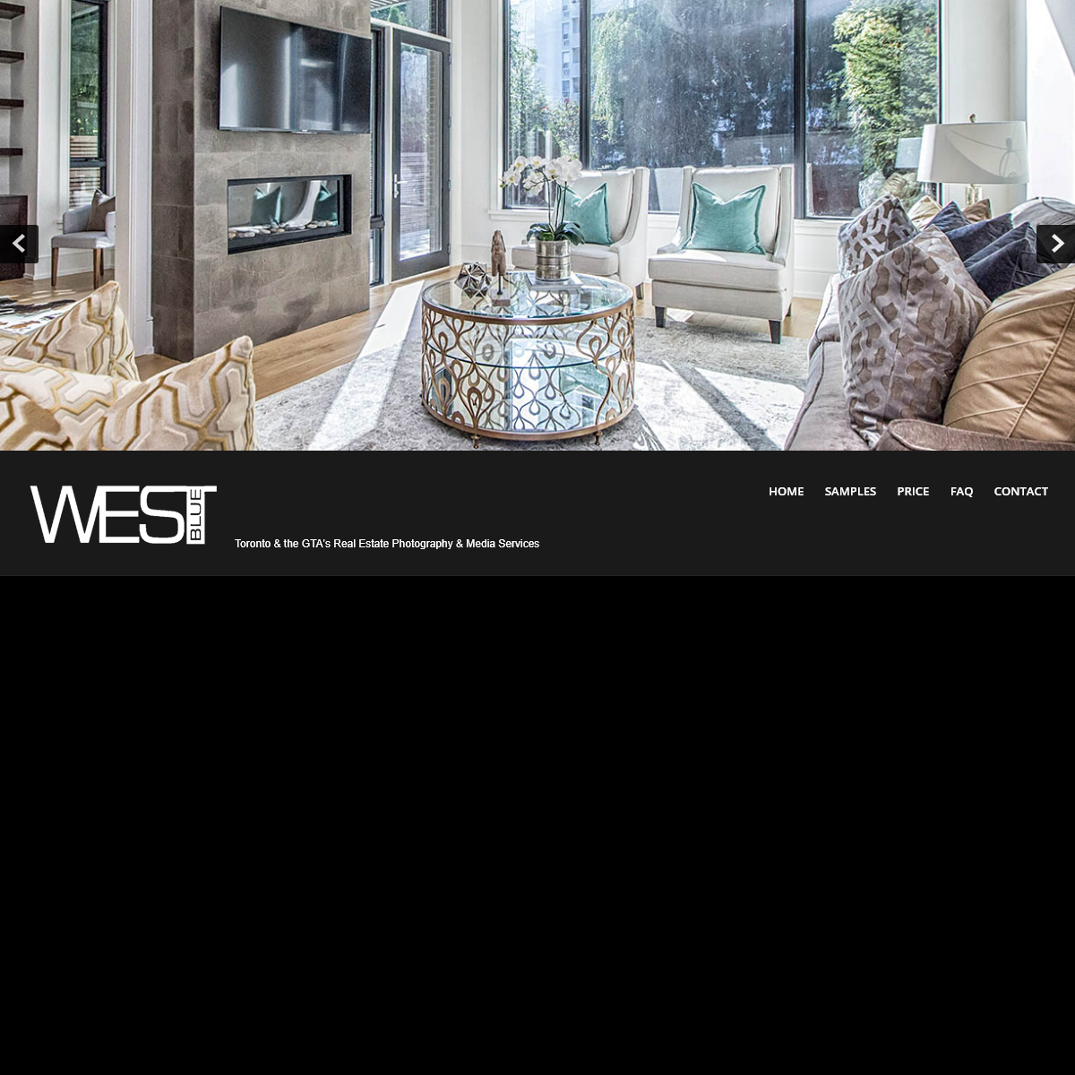 West Blue Media - Toronto & the GTA`s Real Estate Photography & Media Services