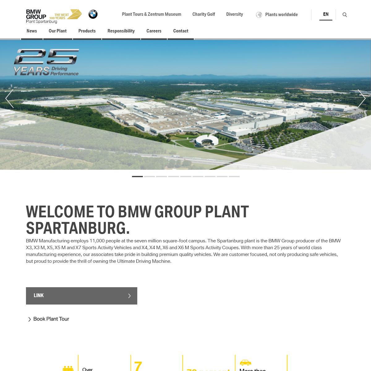 Plant Spartanburg