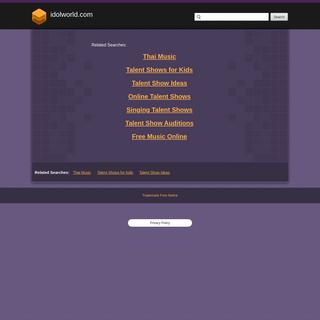 Idolworld.com