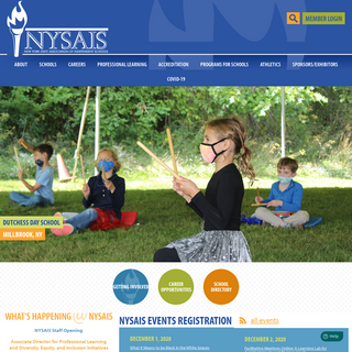 New York State Association of Independent Schools (NYSAIS)