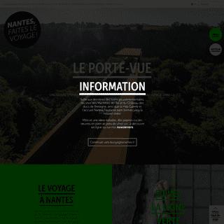 Le Voyage à Nantes - Evènements, expositions, visites à Nantes - Nantes Tourisme