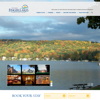 Finger Lakes Region, NY Official Guide