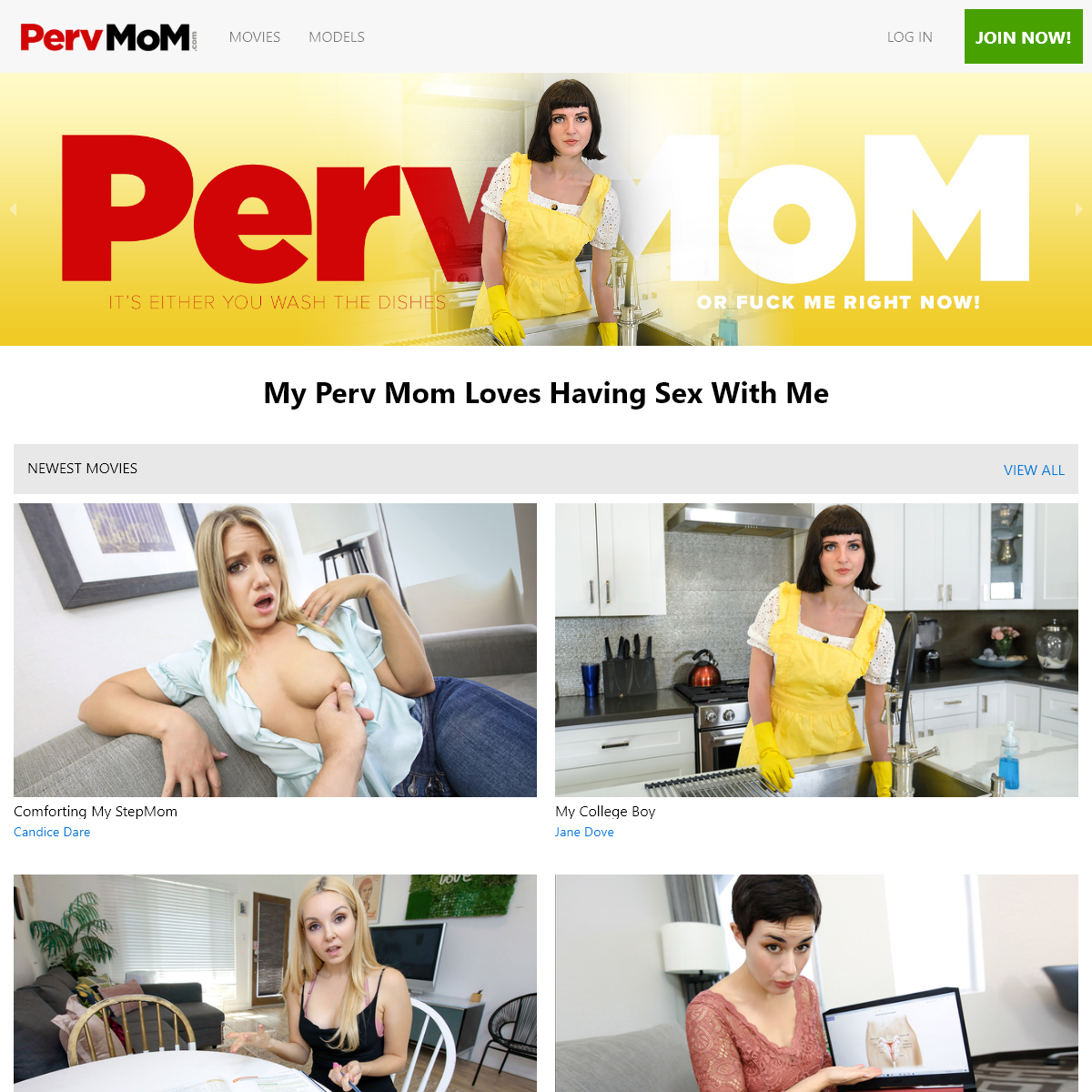 A complete backup of www.www.pervmom.com
