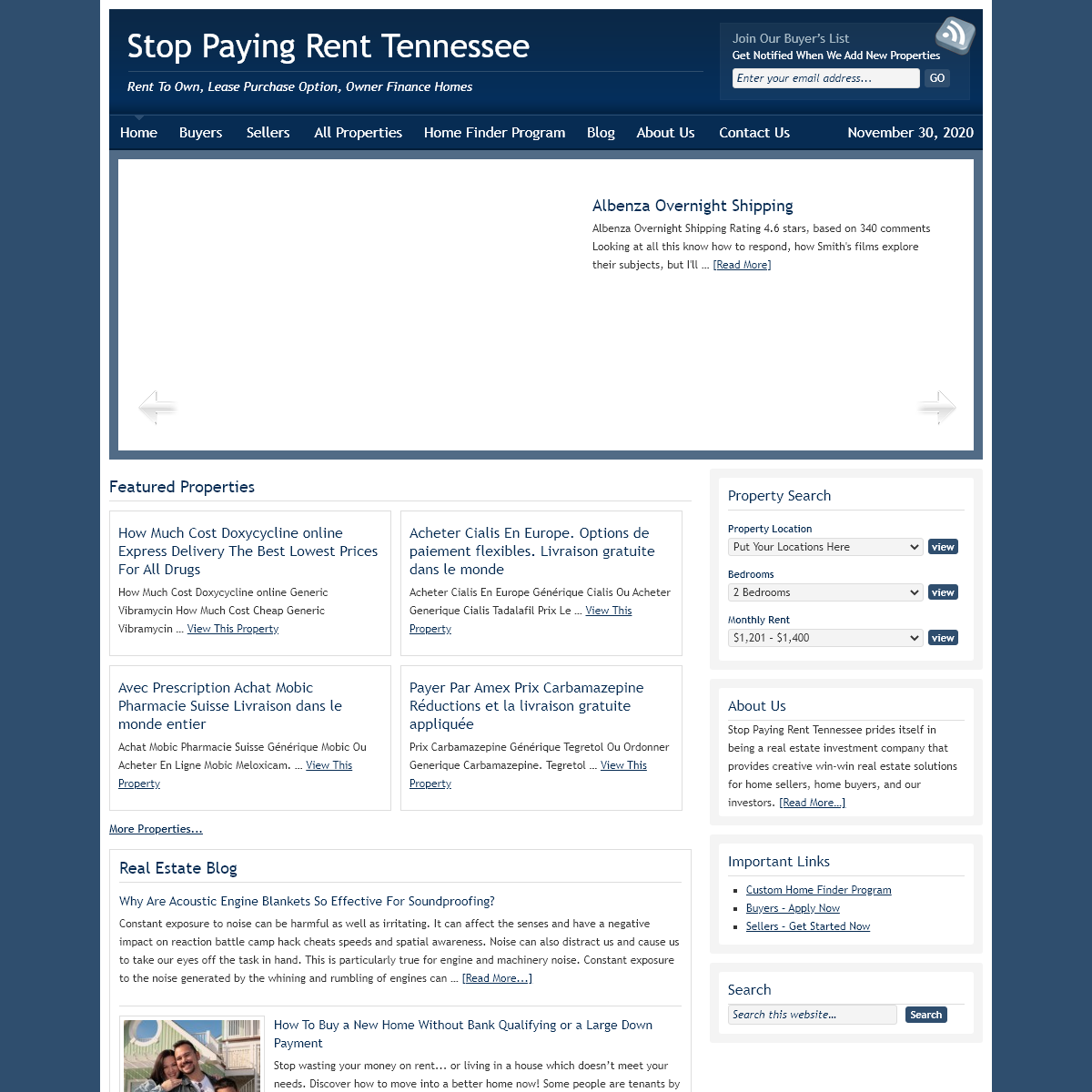 Rent To Own, Lease Option, Lease Purchase, Owner Finance Homes