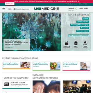 Welcome - UAB Medicine