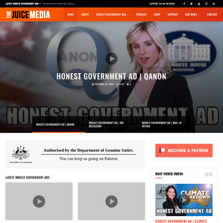 Home - The Juice Media