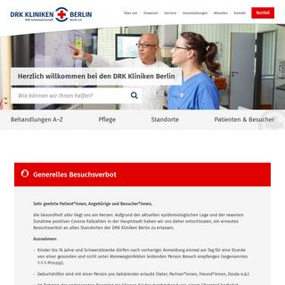 DRK Kliniken Berlin- DRK Kliniken Berlin