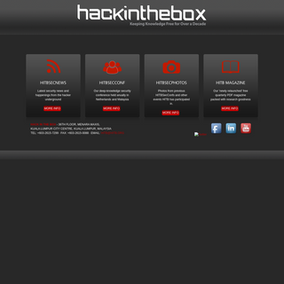 Hack In The Box -- Keeping Knowledge Free for Over a Decade