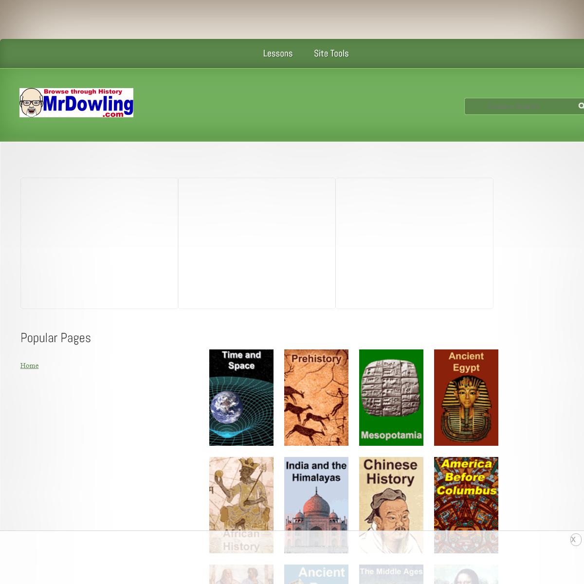 Home - Mr. Dowling.com