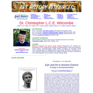 Christopher L.C.E. Witcombe