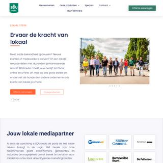 Welkom bij BDUmedia Home - BDUmedia https---bdumedia.nl-