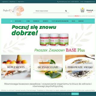 Zdrowy Sklep - wybrane suplementy oczyszczające i kosmetyki naturalne