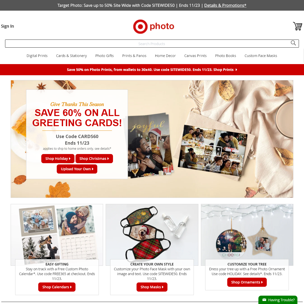 Photo Gifts, Photo Prints & Personalized Gifts At Target Photo