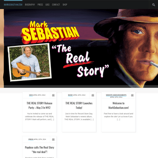 Mark Sebastian - Mark Sebastian Music