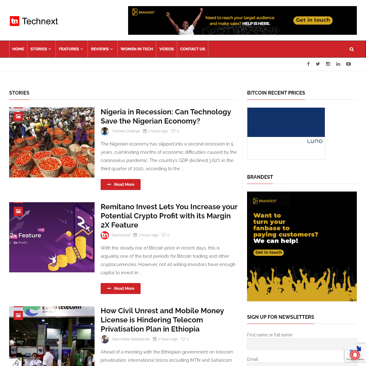 Technext.ng - News, reviews & insightful analysis in the Nigeria tech space