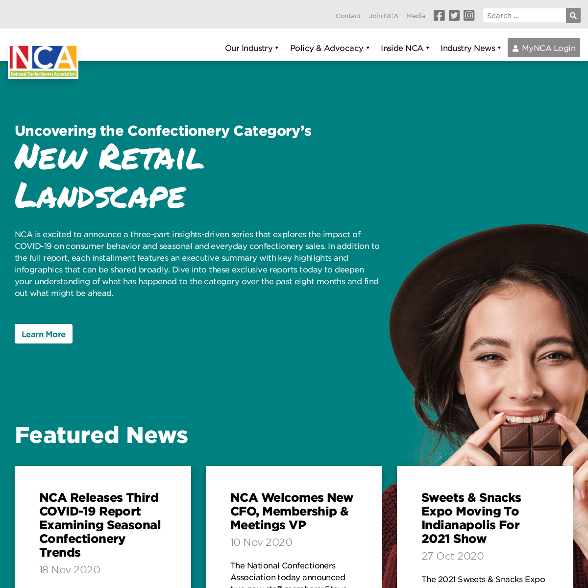 The National Confectioners Association - NCA