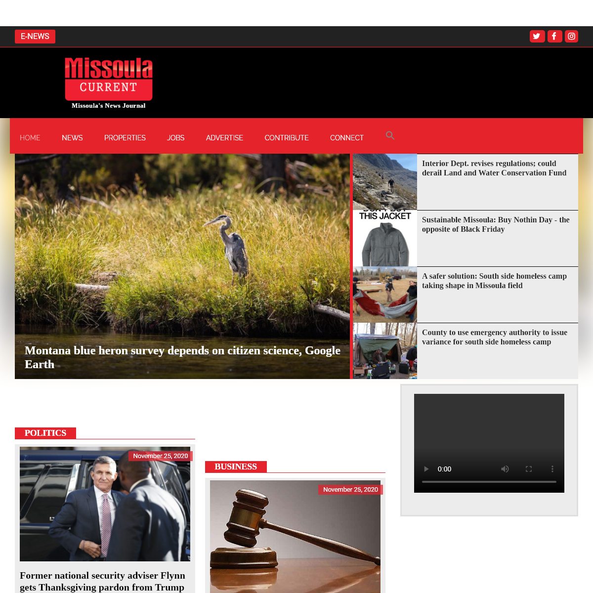 The Missoula Current News - Daily News in Missoula Montana