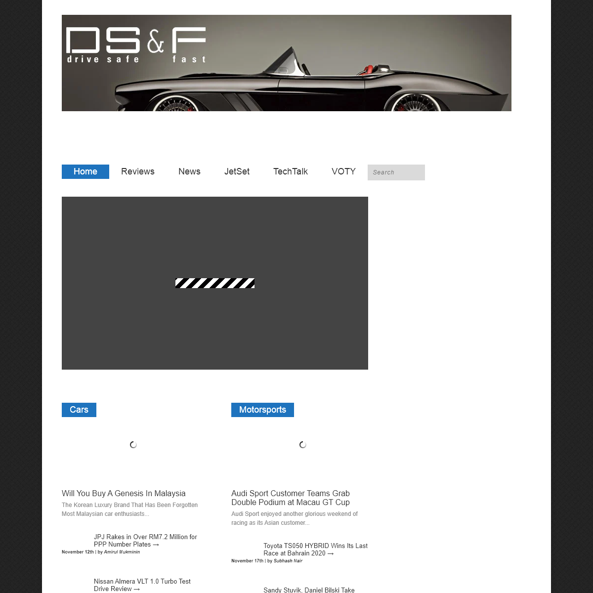 Malaysia`s Latest Motoring News & Reviews - DSF.my