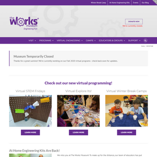 HOME PAGE - The Works Museum