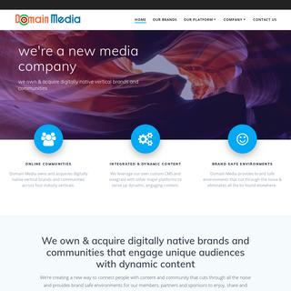 Domain Media