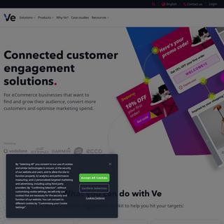 Ve Global - Conversion Optimisation, Remarketing & Digital Advertising