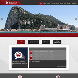 The Gibraltar Stock Exchange