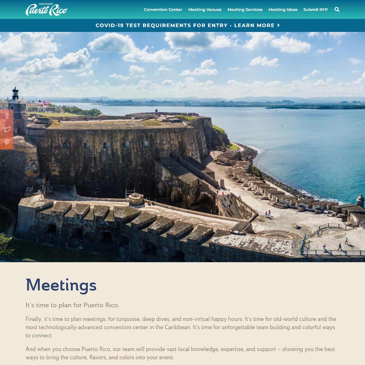 Meetings - Discover Puerto Rico