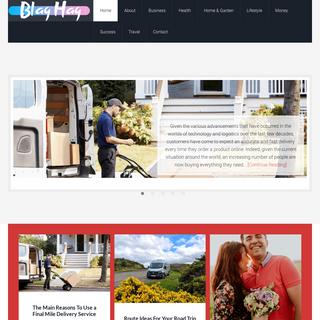 Blag Hag – Lifestyle Blog