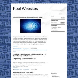 Kool Websites