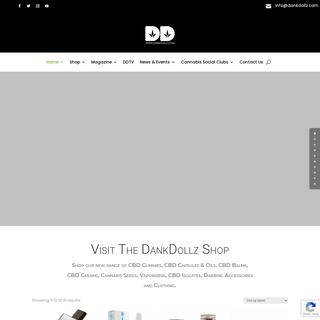 Digital Or Print Cannabis Magazine - DankDollz