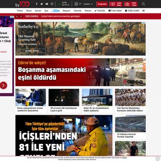 tv100 Haber - Son Dakika Haberler - Güncel Haberler