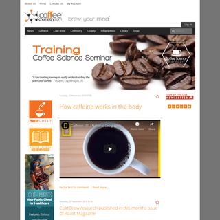 Home - coffeechemistry.com