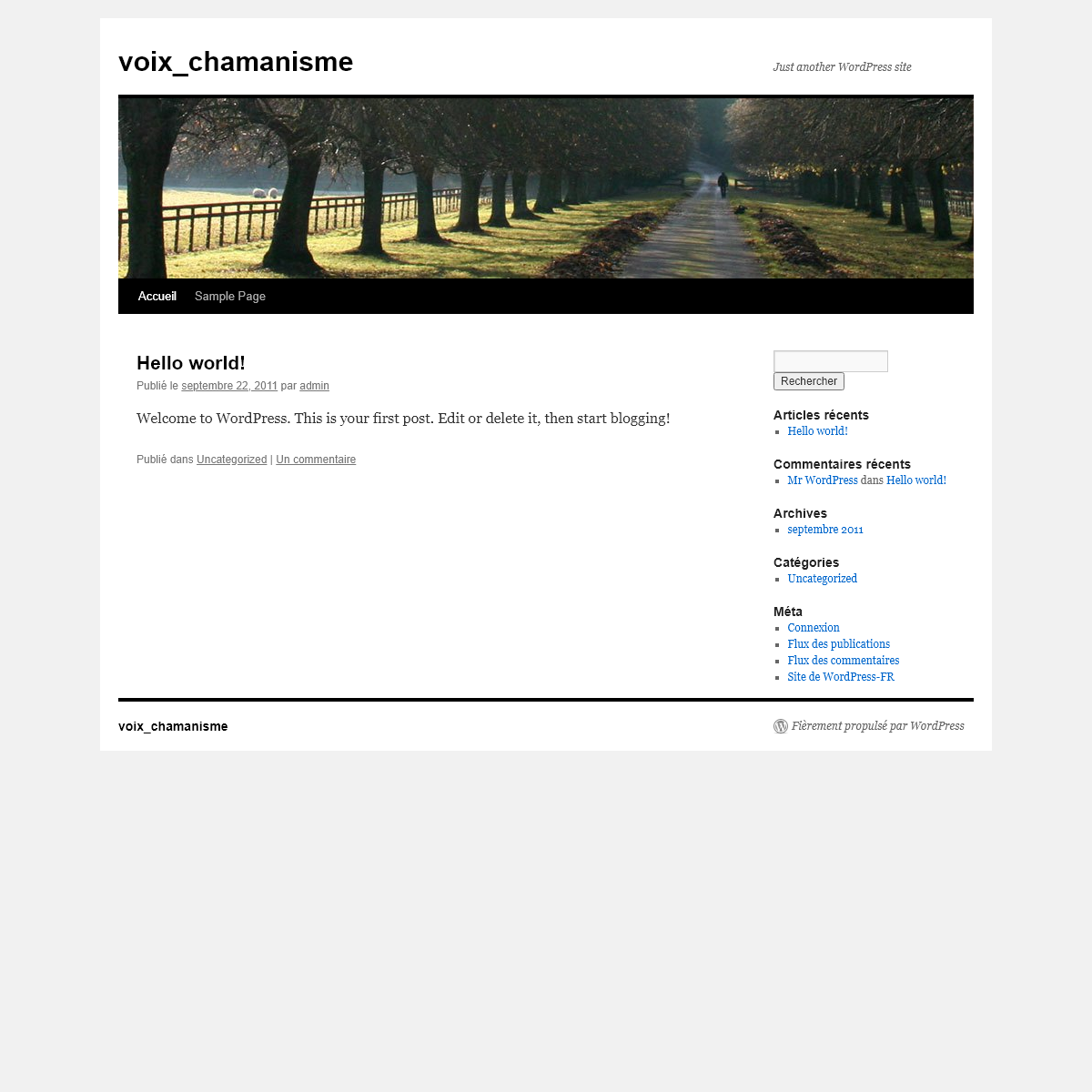 voix_chamanisme - Just another WordPress site