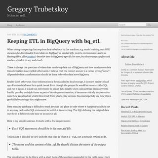 Gregory Trubetskoy