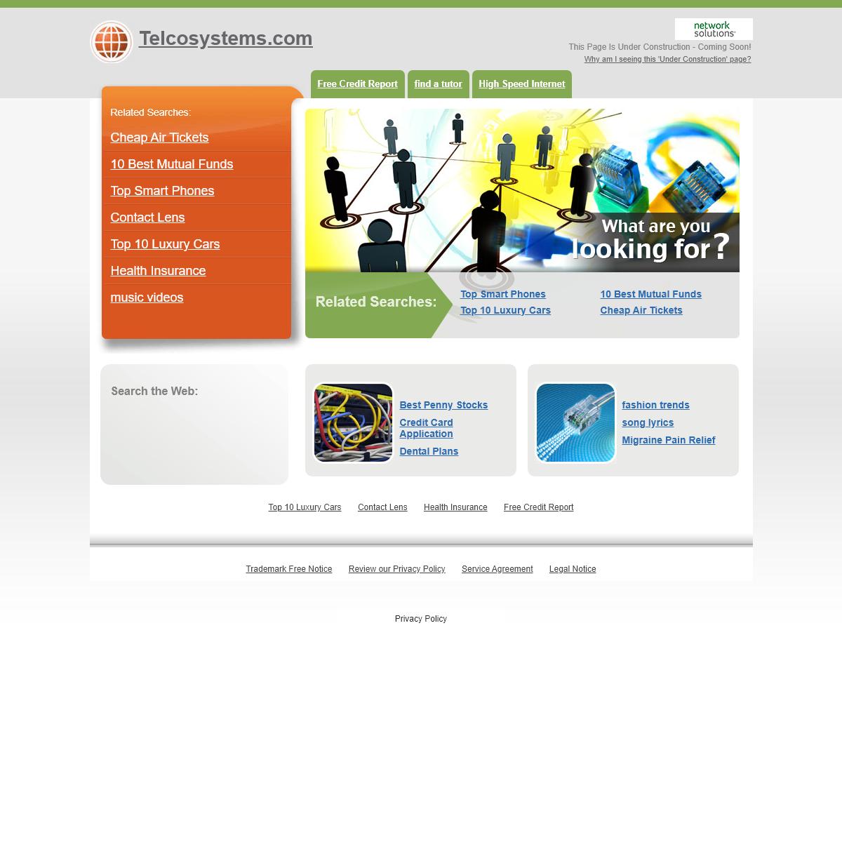 Telcosystems.com