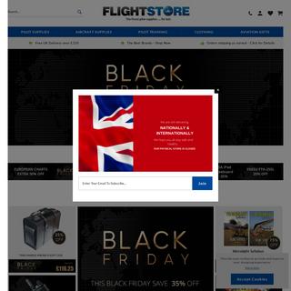 Flightstore - Pilot Shop - The Best Pilot Supplies for Less