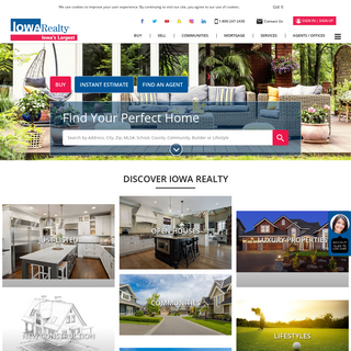 Iowa Realty - Iowa Real Estate and Homes for Sale