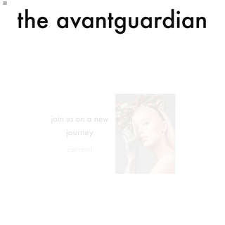 The Avantguardian - A Luxury Lifestyle Magazine